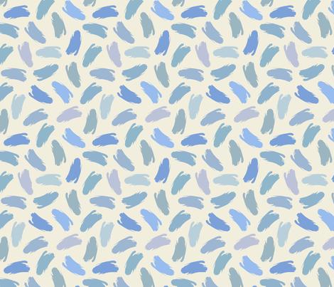 Spoonflower fabric by teacrazy on Spoonflower - custom fabric