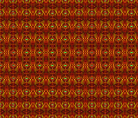 Red Ribboned Diamonds fabric by just_meewowy_design on Spoonflower - custom fabric