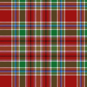 Campbell New Louden tartan by Wilsons, 1840