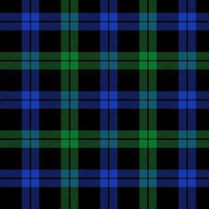 "Campbell of Loch Awe tartan, 3"""