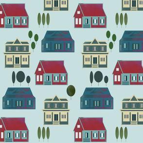 farmhouse toile