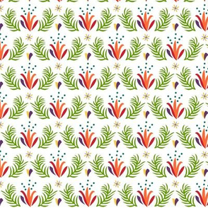 Otomi floral