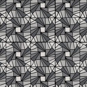 Whirlysquare - Grey