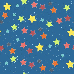 Kids Space Stars