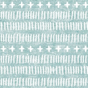 modern farmhouse dash (med scale) dusty blue