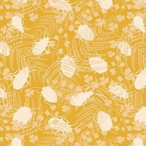 Forest Floor- Mustard