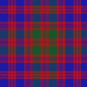MacColl ancient tartan, 6""