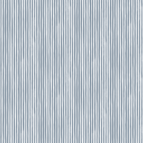 Vertical Watercolor Mini Stripes M+M Smoke by Friztin fabric by friztin on Spoonflower - custom fabric