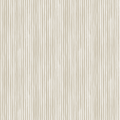 Vertical Watercolor Mini Stripes M+M Latte by Friztin