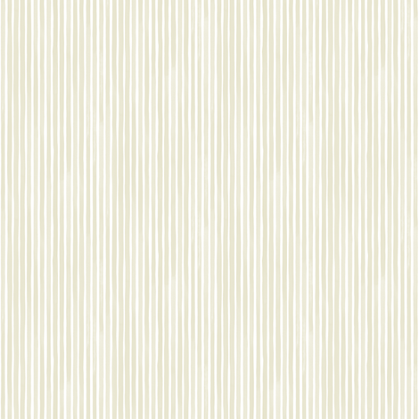 Vertical Watercolor Mini Stripes M+M Quinoa by Friztin fabric by friztin on Spoonflower - custom fabric