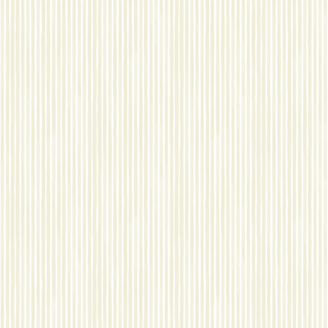 Vertical Watercolor Mini Stripes M+M Tan by Friztin fabric by friztin on Spoonflower - custom fabric