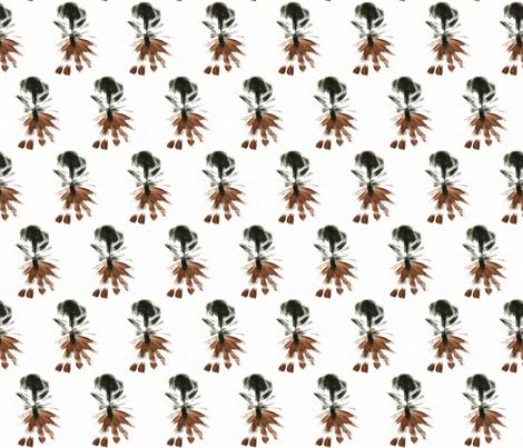 desert dancer  fabric by market_style_decor on Spoonflower - custom fabric