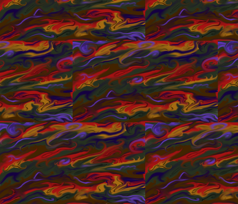 Geological swirlies fabric by cloudsong_art on Spoonflower - custom fabric