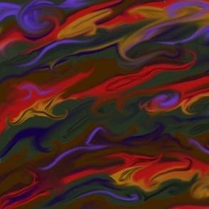 Geological swirlies