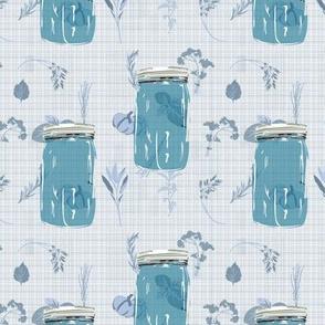 mason-jars-on-linen