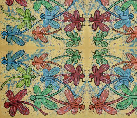margudmargud fabric by ngema on Spoonflower - custom fabric