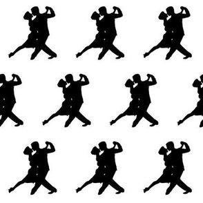 Tango Dancers // Small