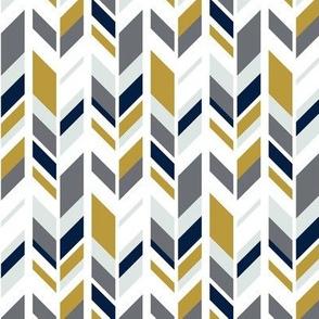 feather // mustard/navy/light mint/grey C18BS