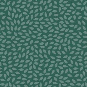 leaf deep sea co-ordinate