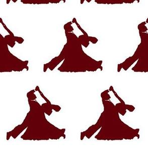 Cabernet Ballroom Dancers // Large