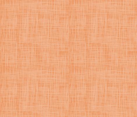 Linen soft orange fabric by katherine_quinn on Spoonflower - custom fabric
