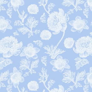 Edda Toile blueberry 2