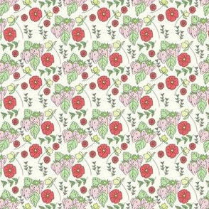 Berries, Flora & Fauna