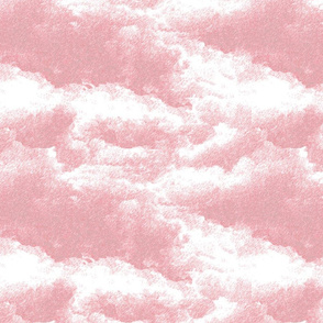 Pink clouds cloud storm