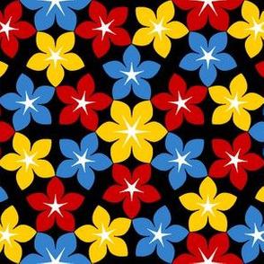 07453822 : U65 flowers 3 : primary