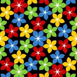 07453854 : U65 flowers 2x2 : primary 4