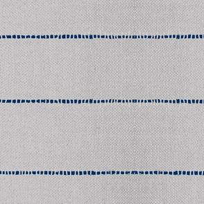 Faux Mariner's Cloth - dark blue