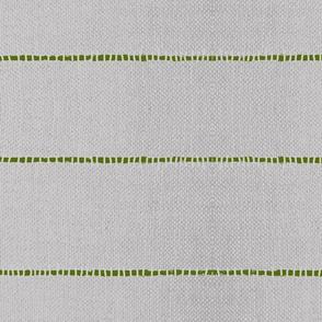 Faux Mariner's Cloth - green