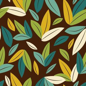 Leaf Toss