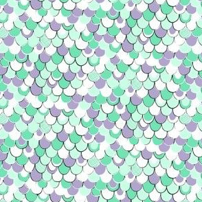 Scale Away Mint/Lavender 2.5""