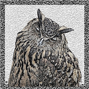 Silver Owl_ front _ back_ to print