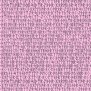 Runes-Pink