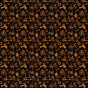 orange bikes 2 4x4