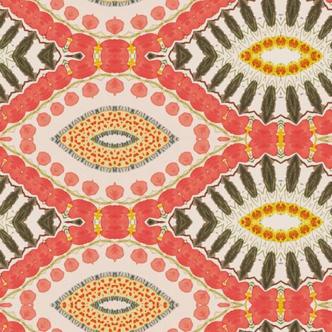 Flower Child - Bright Eyes fabric by jennifergeldard on Spoonflower - custom fabric