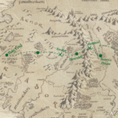 The Hobbit: Bilbo's Journey in Green
