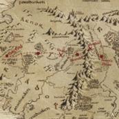 The Hobbit: Bilbo's Journey in Red
