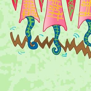 garden of whimsy panel