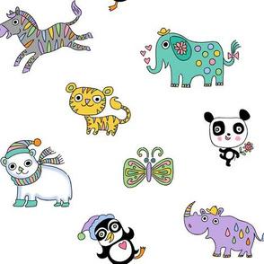 endangered critters