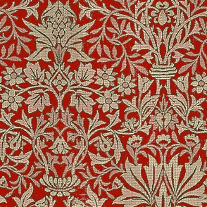 Kelmscott Garden Turkey Red