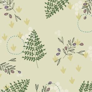 Olives + Ferns 01