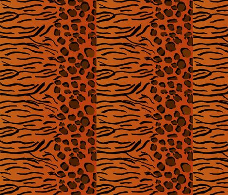 Animal Print  fabric by taramgi on Spoonflower - custom fabric