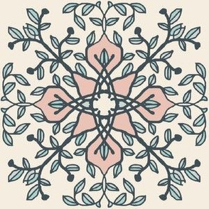 Botanical Branches, Farmhouse colors