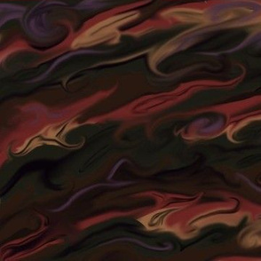 Midnight Geological swirlies-dark earthy