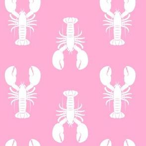 lobster - pink