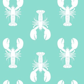 lobsters (dark aqua)