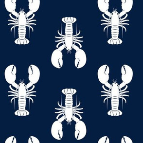 lobster - navy